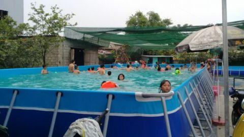 BỂ BƠI TRƯỜNG HỌC- Giải pháp mới cho công cuộc phổ cập bơi lội