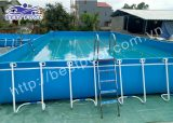 Bể bơi lắp ghép – KT: 5.1m x 20.1m cao 1.2m