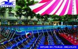 Bể bơi lắp ghép – KT: 9.6m x 15.6m cao 1.2m