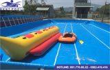 Bể bơi lắp ghép di động 151m2 – Kích thước: 8.1m x 18.6m cao 1.2m