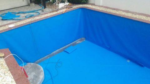 Bể bơi mini ở Ninh Bình