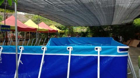 Bể bơi PESTPOOL