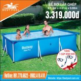 Bể bơi Bestway 56404 _ KT : 3m x2.01m x 66cm