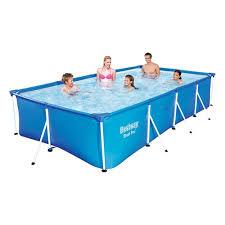 Bể bơi di động- hồ bơi lắp ghép thông minh