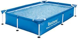 Bể bơi lắp ghép mini