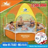 Bể bơi Bestway 56432 _ Bể bơi mái che – KT : 2.44m x 51cm