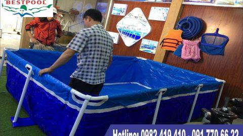 Hồ bơi cho bé Ninh Bình