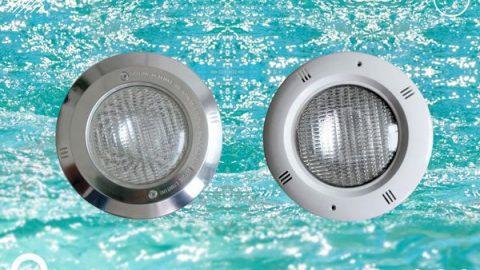 Cung cấp đèn chiếu sáng bể bơi
