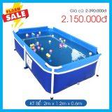 Bể bơi mini Bestpool 1.2mx2mx0.6m
