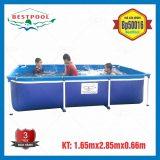 Bể bơi khung kim loại lắp ghép KT 1.65m x 2.85m x 0.66m