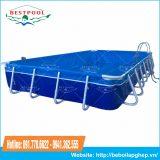 Bể bơi mini gia đình KT 3.6m x 6.6m x 0.8m